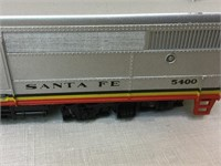 Santa Fe , Lionel Engine, wagons and more