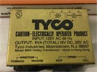 Tyco trains - some nib