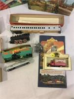 Mantua, bollmer trains and more