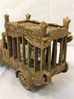Overland cast iron circus truck