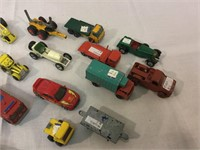 Matchbox Vintage cars by lesney