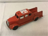 Toostie vintage firetruck and more