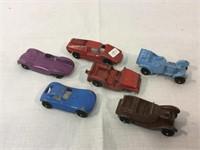 Tootsie vintage cars
