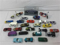 Hotwheels, matchbox cars and more
