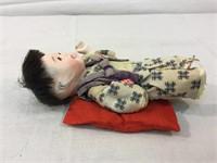 Asian Vintage Bisque dolls