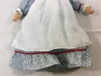 Vintage handcrafted doll