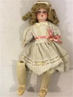 Antique German #510 bisque doll