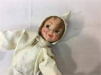 Vintage Bendable Doll
