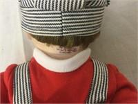First Kiss Hamilton Vintage Doll