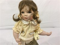 Seymour Mann Vintage Porcelain Doll and more