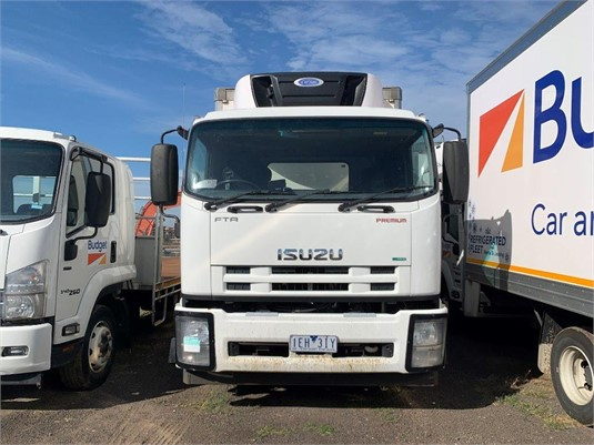 2014 Isuzu FTR900 - Trucks for Sale