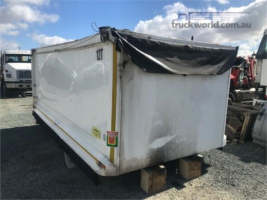 2007 Hamelex White other - Truck Bodies for Sale