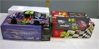 Nascar #24 Jeff Gordan Cars set of 2