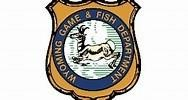 Wyoming Governor Bison Tag
