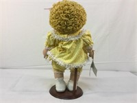Limited Edition Porcelain Cabbage Patch Abigail