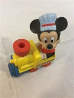 Vintage Mickey Mouse Toys and more