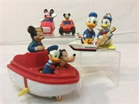 Disney Vintage wind-up toys and more