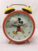 Walt Disney Productions Vintage German Clock