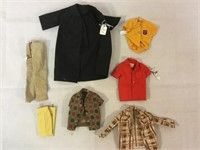Ken Vintage Dolls Clothes and more