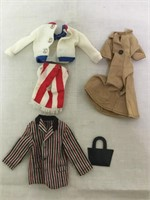 Skipper 1963 redheaded doll with clothes and more