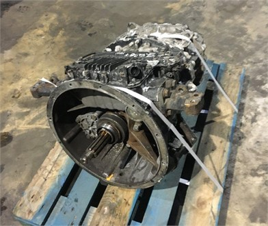 ZF ASTRONIC 12AS1210TD GEARBOX at TruckLocator.ie