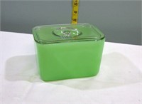 Jeannette Green Clam-broth Refrigerator Dish