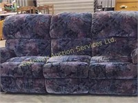 Matching Couch, Love Seat and Recliner....