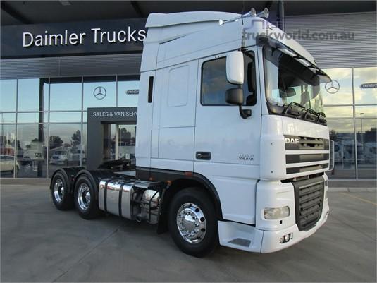2013 DAF XF105.510 - Trucks for Sale