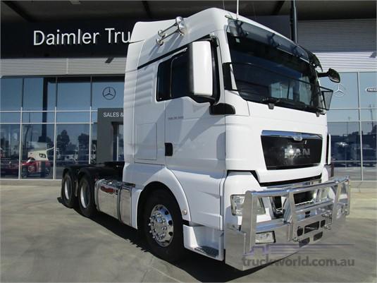 2014 MAN TGX26.540 - Trucks for Sale