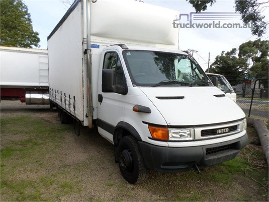 2003 Iveco Daily - Trucks for Sale
