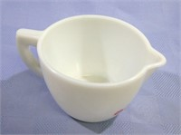 Mckee Red Ships 2 Cup Measuring Cup