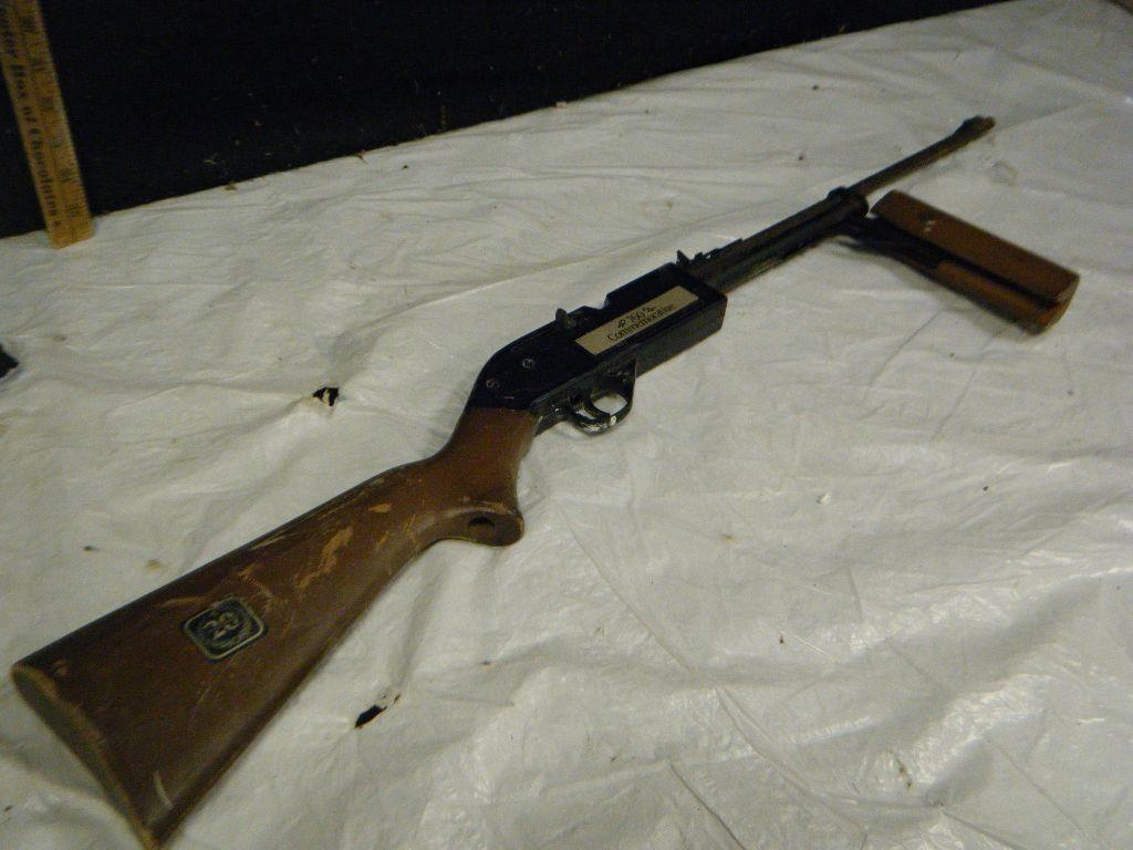 Sh 760 Commemorative Bb Gun W Bbs 5 Mile Online Auction Barn