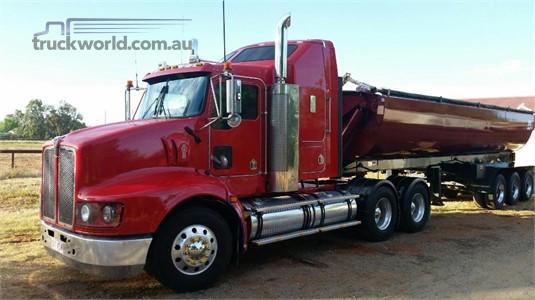 2009 Kenworth T408 - Trucks for Sale