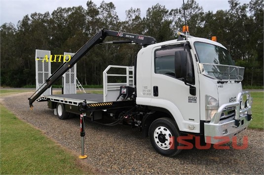 2010 Isuzu FSD 850 Auto Used Isuzu Trucks - Trucks for Sale