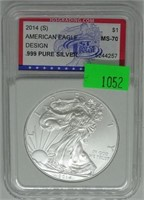 ESTATE GOLD & SILVER COIN AUCTION - SESSION 3