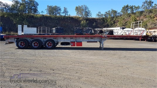 2008 Freighter Flat Top Trailer - Trailers for Sale