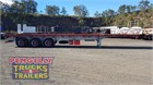 2008 Freighter Flat Top Trailer Semi Trailers