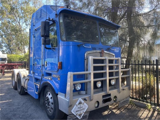 1996 Kenworth K100G Coast to Coast Sales & Hire - Trucks for Sale