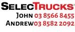 SelecTrucks of Melbourne - Logo