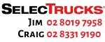 SelecTrucks of Sydney - Logo