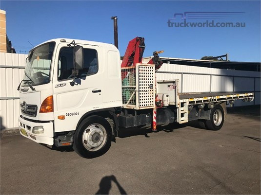 2003 Hino GD - Trucks for Sale