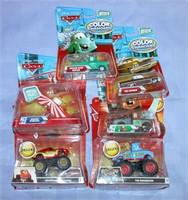 Disney Pixar Cars set of 6