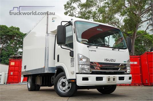 2012 Isuzu NPR Suttons Trucks - Trucks for Sale