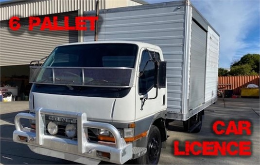 1996 Fuso Canter - Trucks for Sale