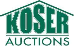KOSER BUILDING MATERIALS/KOSER AUCTION