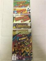 Gargoyles #1 Comic, Television Series Comics, a