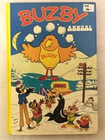 Buzby Anual book and more