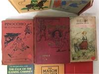 The Mason Children 1932 book and more