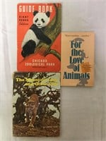 Vintage educational books and more