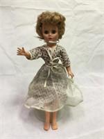 Vintage 1950's Collection Hard Plastic Dolls